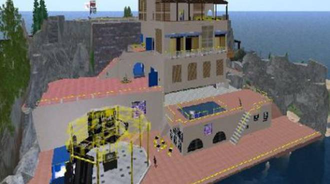 Toirano, la discoteca Domina rivive in Second Life