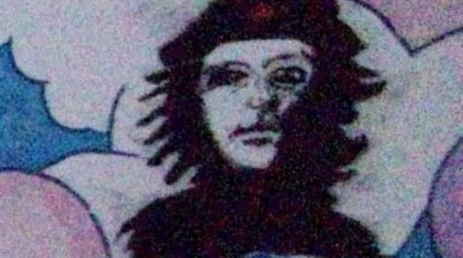 Che Guevara murales scuole Mameli