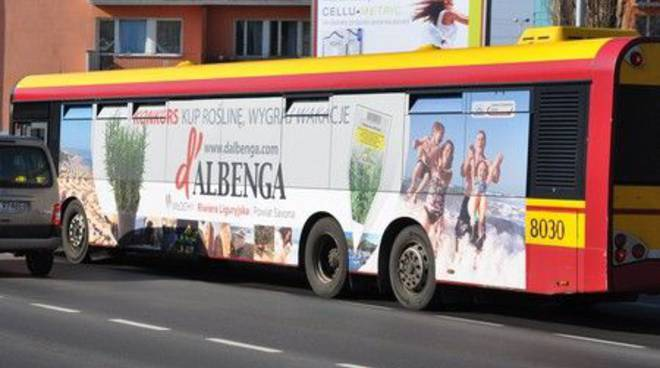 Autobus d albenga