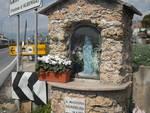 Campochiesa (Albenga) - ingresso in paese
