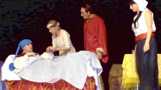 Festival Teatrale delle Compagnie Unitre Borgio