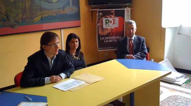Savona, Pd: squadra pronta per le elezioni provinciali