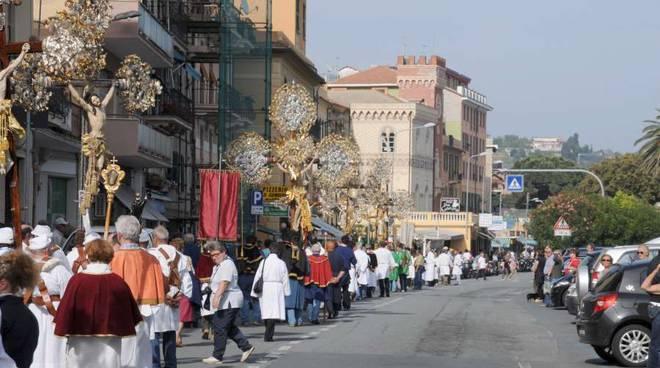 A Varazze si è svolto il raduno diocesano delle Confraternite