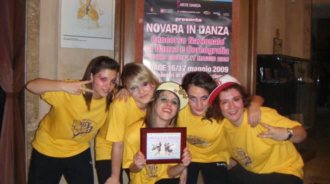 Albisola, ancora un successo per la scuola di danza Arabesque
