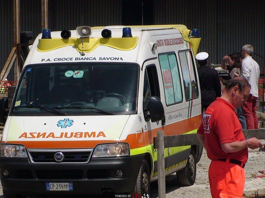 Ambulanza Croce Bianca