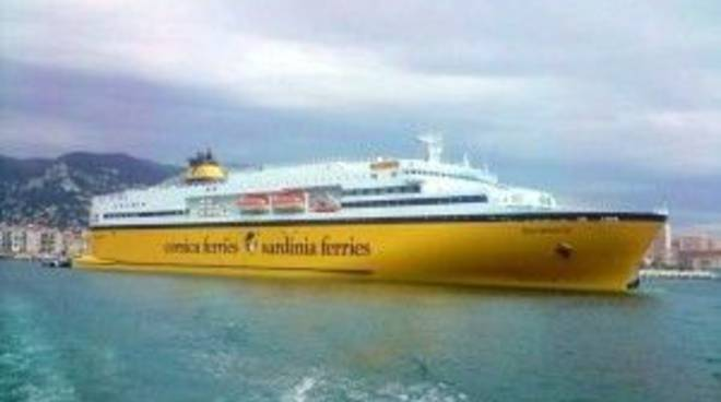 Corsica Ferries: Mega Express Five