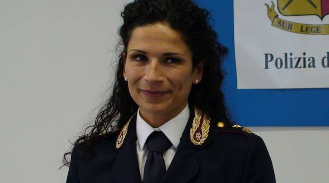 Fulvia Postiglioni - dirigente digos