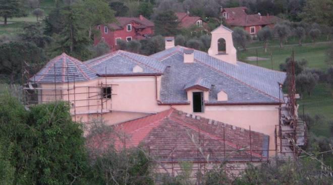 Garlenda: il Castello Costa del Carretto