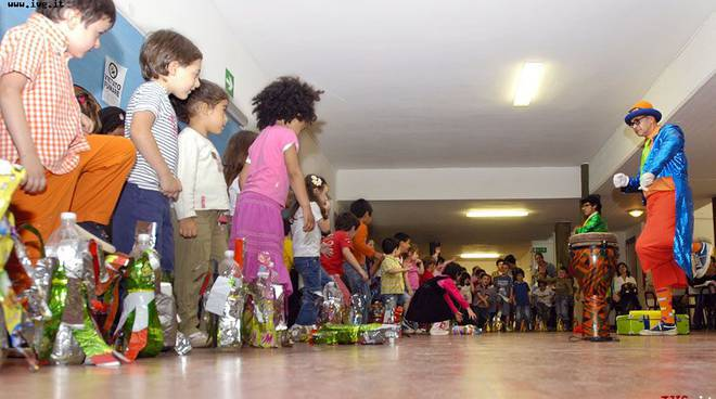 """Loano, festa di chiusura di """"Occhio ai rifiuti"""""""