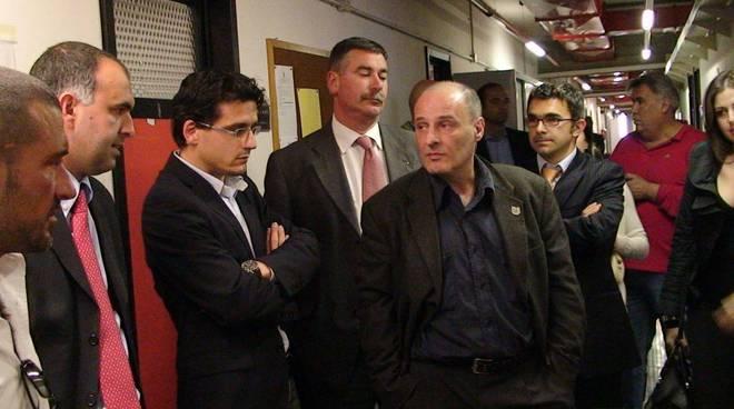 Savona - tribunale attesa liste