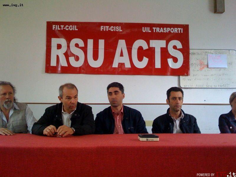 Sindacati bus Acts