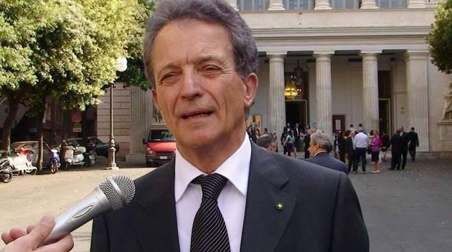 Vincenzo Bertino, Confcommercio Savona