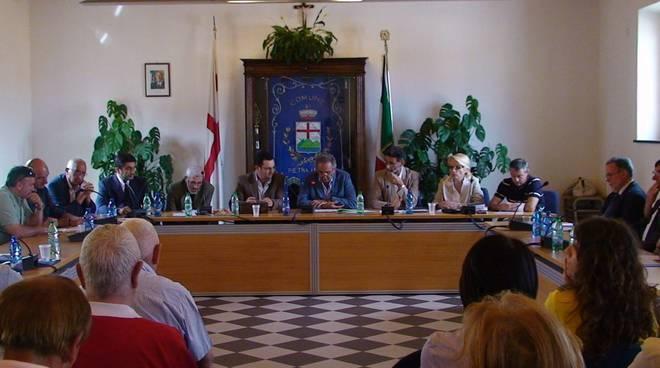 Consiglio comunale Pietra Ligure
