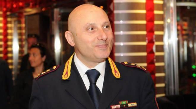 Crocco - comandante stradale Savona