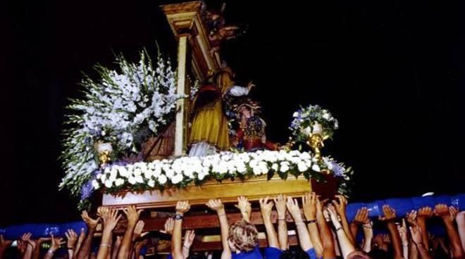 Loano, processione NS della Visitazione