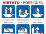 Ordinanza-divieti a Borghetto