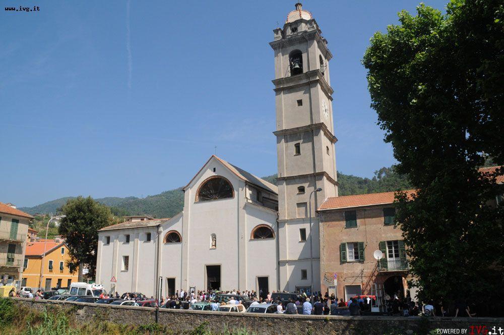 Quiliano, chiesa di San Lorenzo