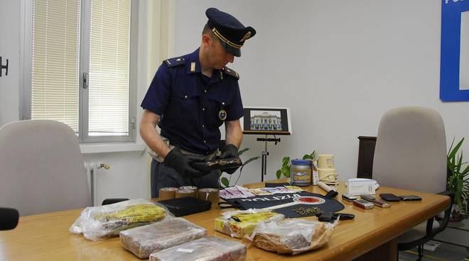 Savona, 4 arresti per traffico internazionale di droga