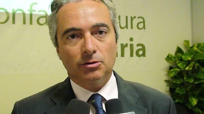 Andrea Mansuino, presidente regionale confagricoltura