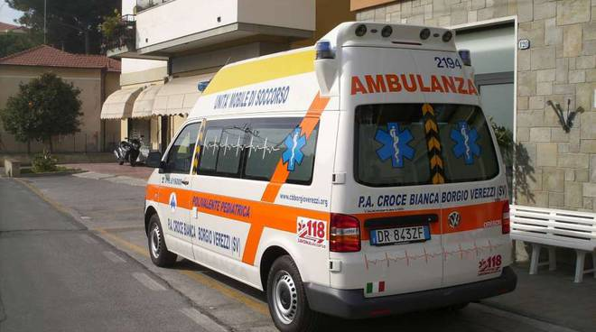 Borgio Verezzi, nuovi mezzi di soccorso in dotazione alla Croce Bianca