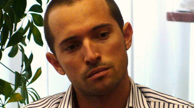 Luca Villani, assessore polizia provinciale, protezione civile provincia di Savona