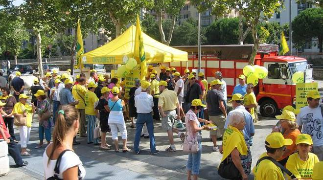 Manifestazione Coldiretti