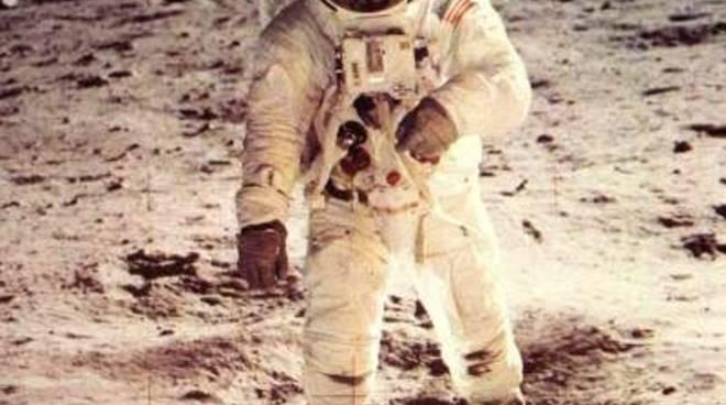 Missione Apollo 11: l'uomo sulla Luna
