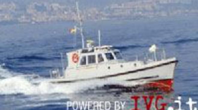 Motovedetta sezione navale Guardia di Finanza