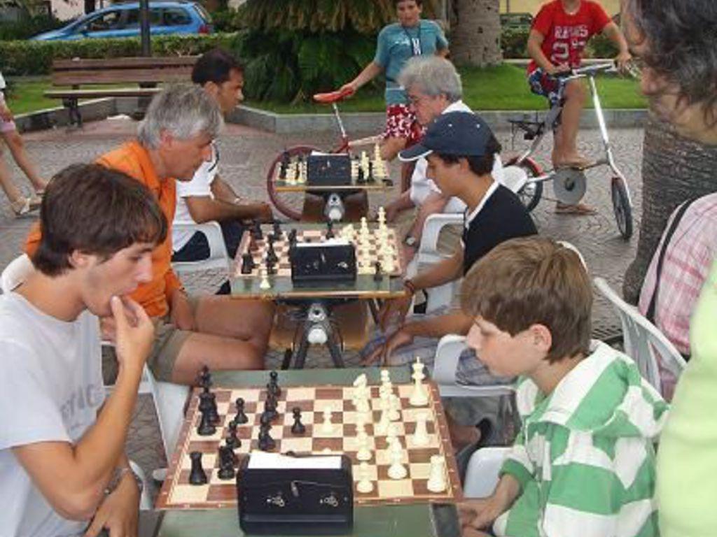 Noli - Sfida di scacchi
