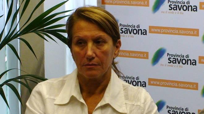 Rosalia Guarnieri - assessore lavori pubblici, viabilità, edilizia scolastica