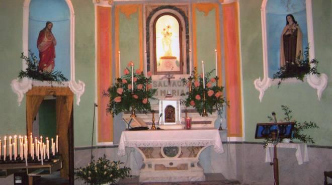 A Laigueglia si celebra la festa di N.S. delle Penne