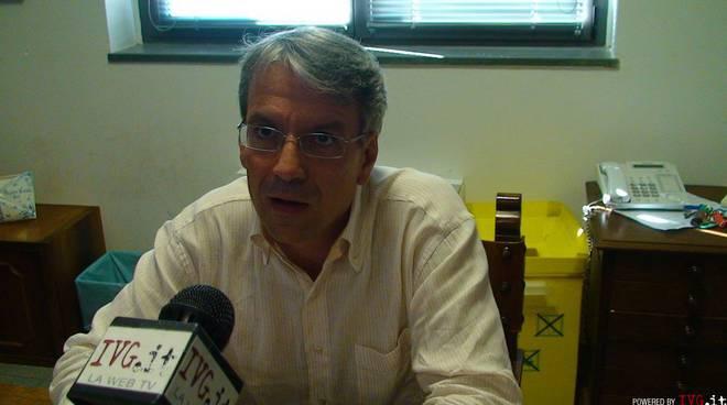 Alberto Ferrando - sindaco Quiliano