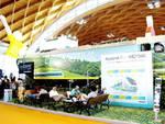 """Bombardier: """"L'ecomotiva"""" costruita a Vado esposta al Meeting di Rimini"""
