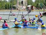 canoa polo