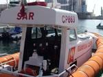 Motovedetta SAR guardia costiera