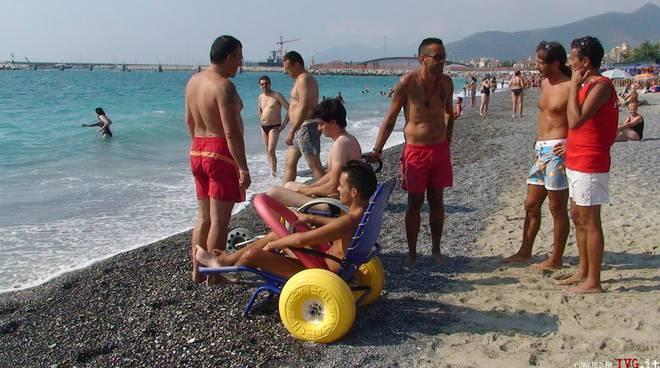 Pietra LIgure - JOB sedia per bagno per i disabili