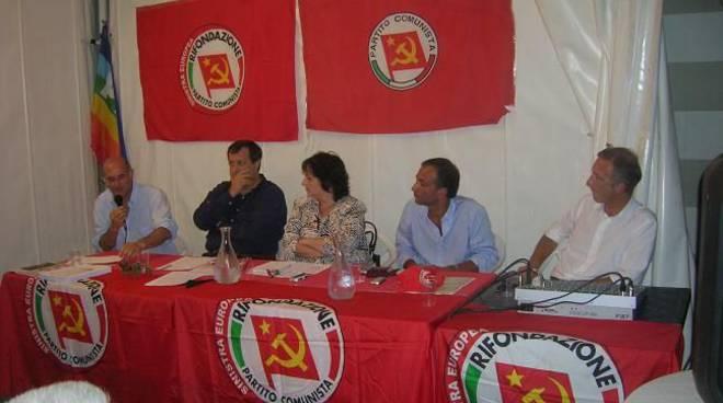 PRC, dibattito alla Festa di Liberazione