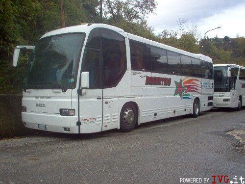 Pullman turistico bus