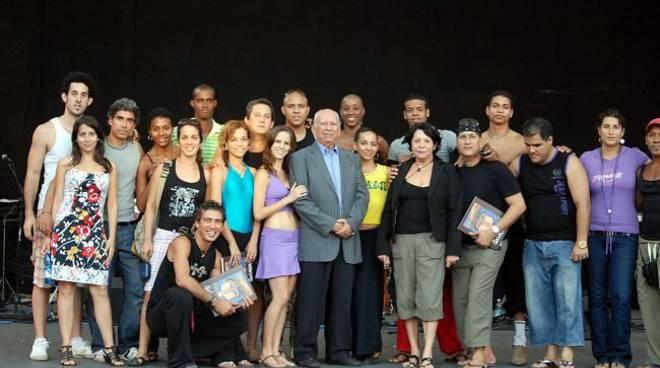 Sosabravo e Ballet de Cuba