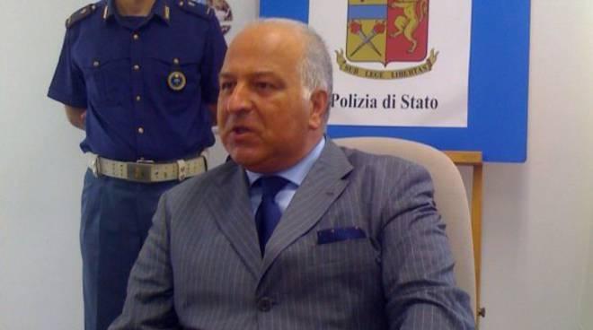 Vittorino Grillo, questore