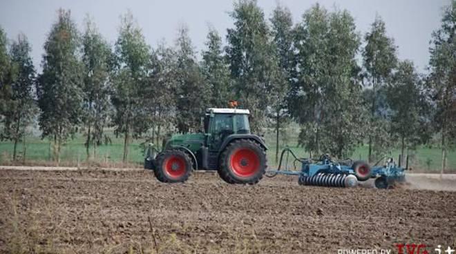 Agricoltura meccanizzata