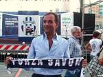 Berruti tifoso Savona Calcio