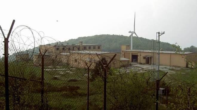 Ex Base nato di Calice Ligure