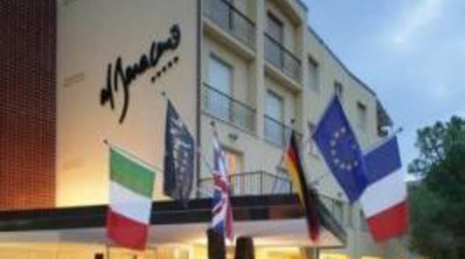 Finale Ligure - hotel saraceno Varigotti
