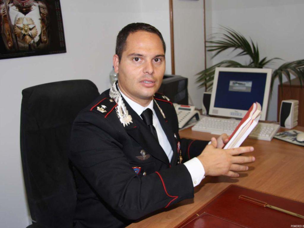 Maggiore Samuele Sighinolfi