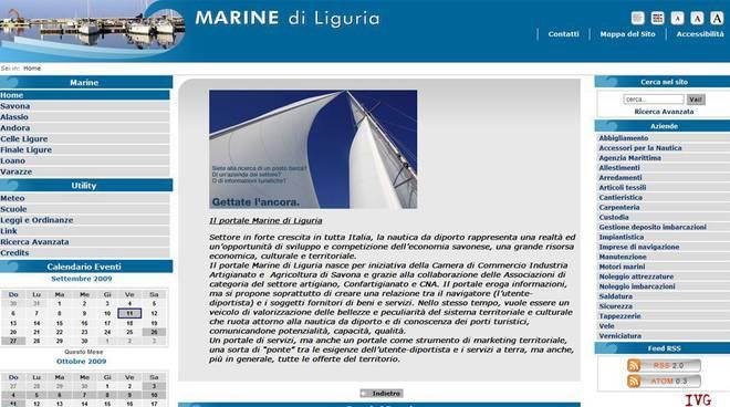 Marine di Liguria