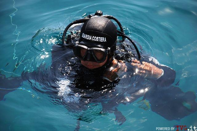 sommozzatori guardia costiera
