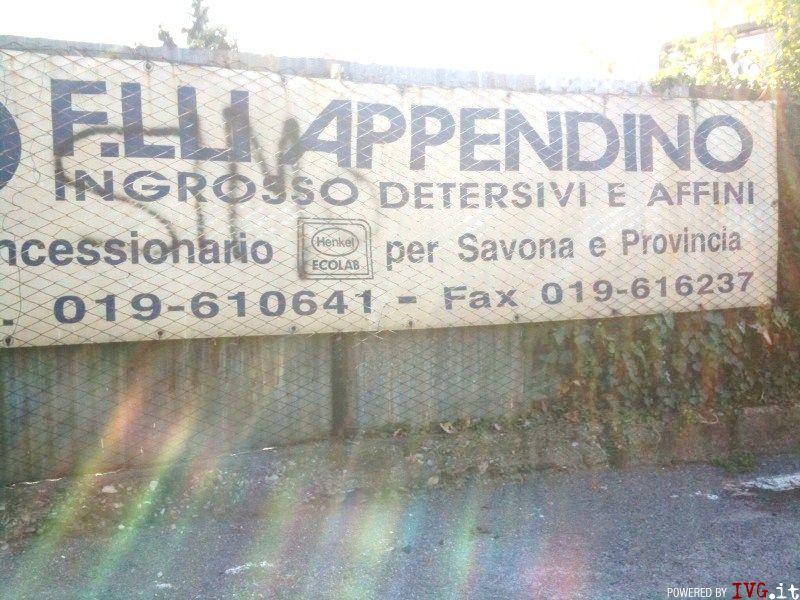 Appendino, ditta Borgio