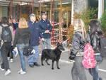 Controlli polizia Alassio Alberghiero