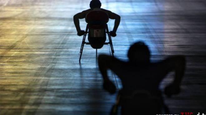 Sport atleti paraolimpici